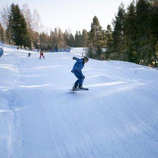 Otwarcie Snowparku