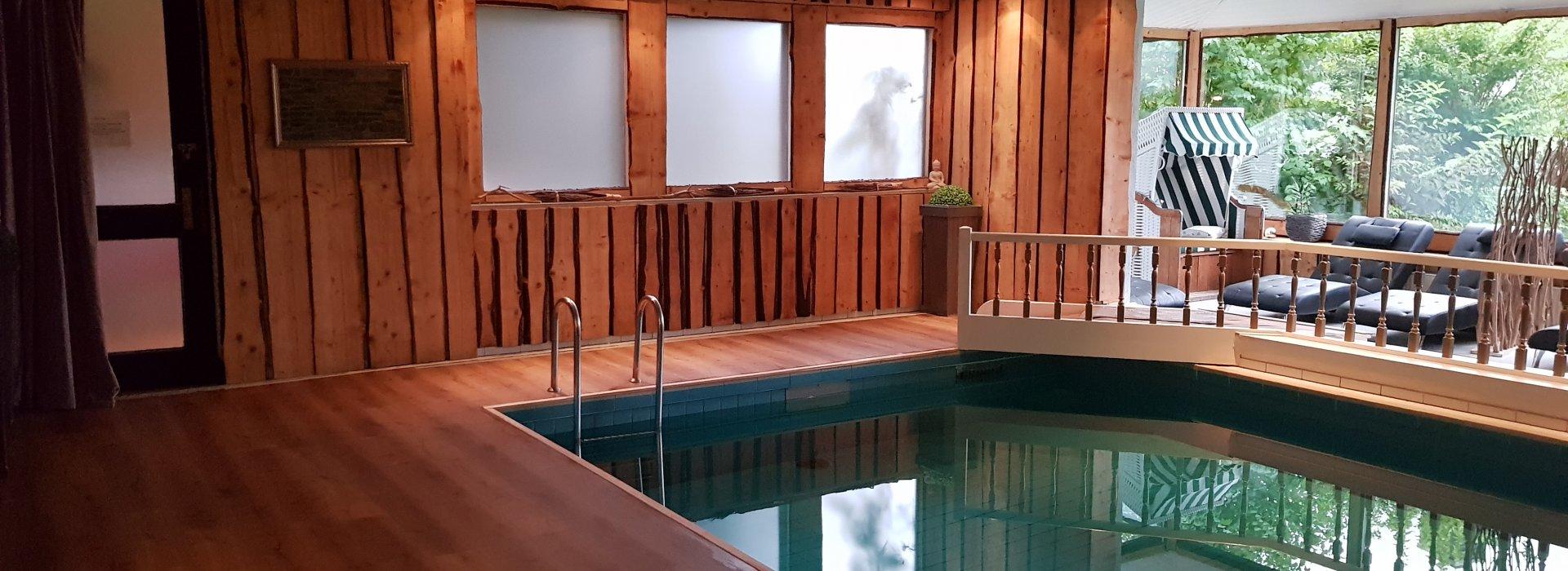 Schwimmbad Renovierung