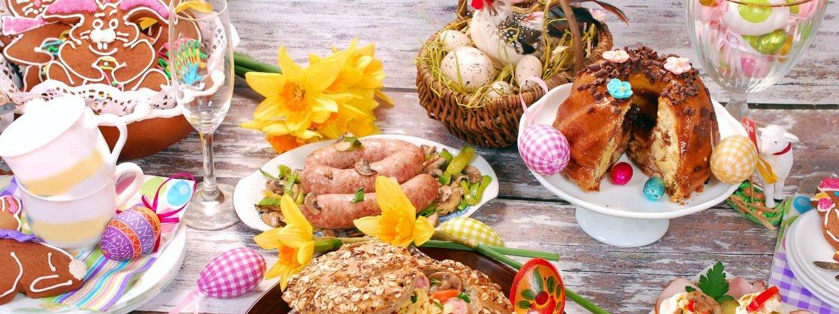 Catering Wielkanocny w ofercie Artis Loft