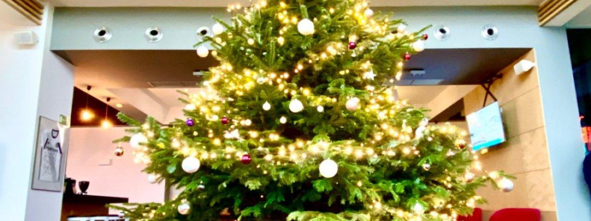Magia Świąt w Artis Loft Hotel