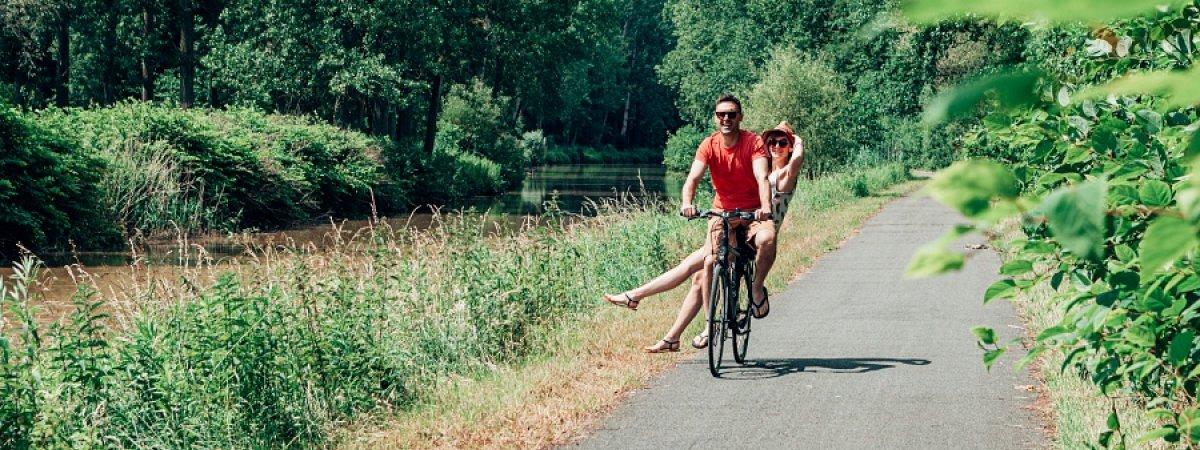 Gdzie na rower koło Warszawy?