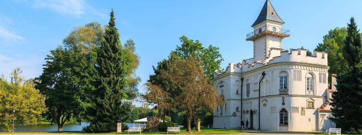 Pałac w Radziejowicach - perełka Mazowsza