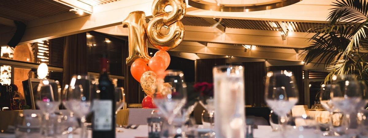 18. urodziny – jak zorganizować niezapomnianą imprezę?