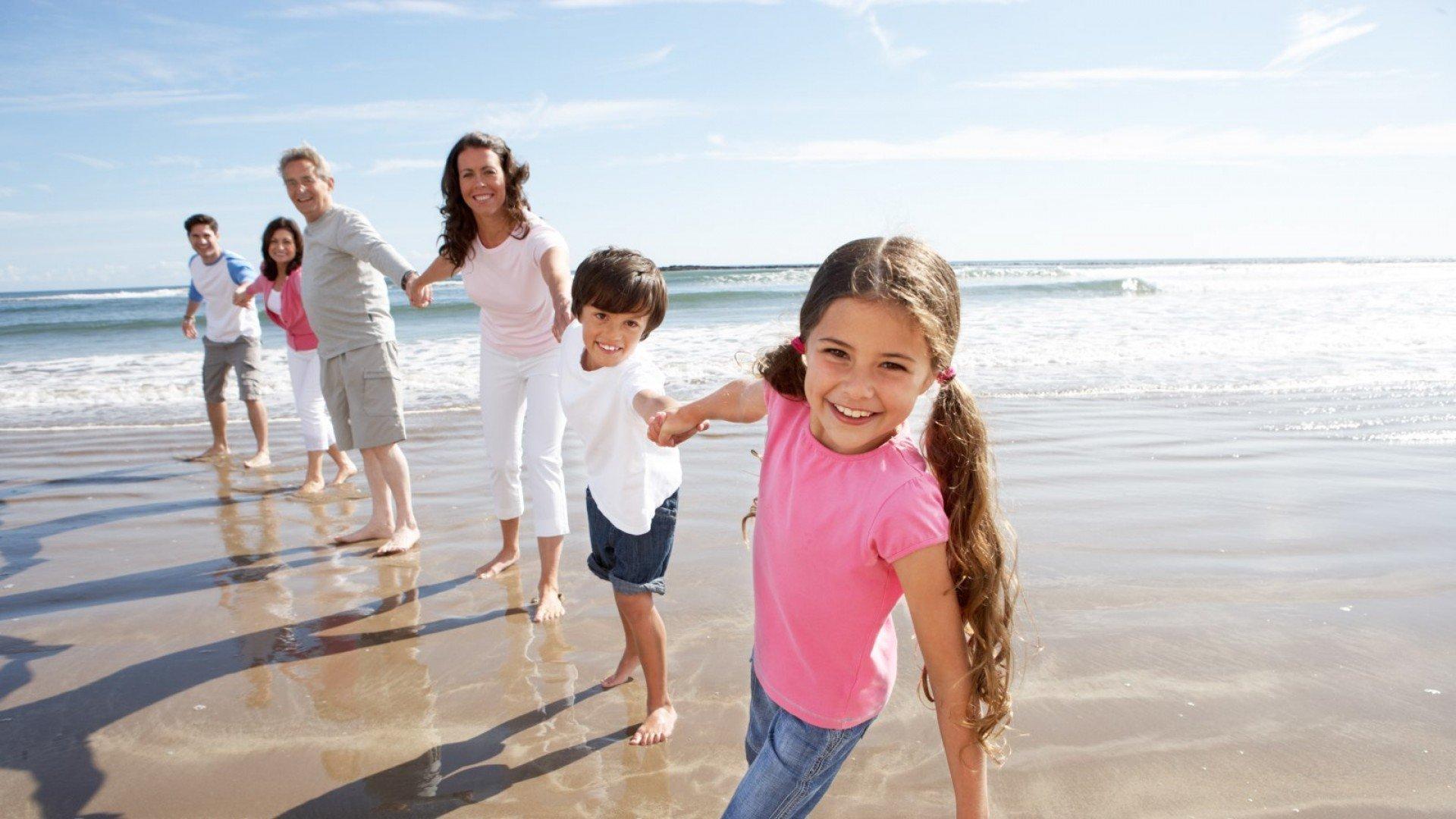 Majówka nad morzem - cudowny rodzinny weekend nad morzem