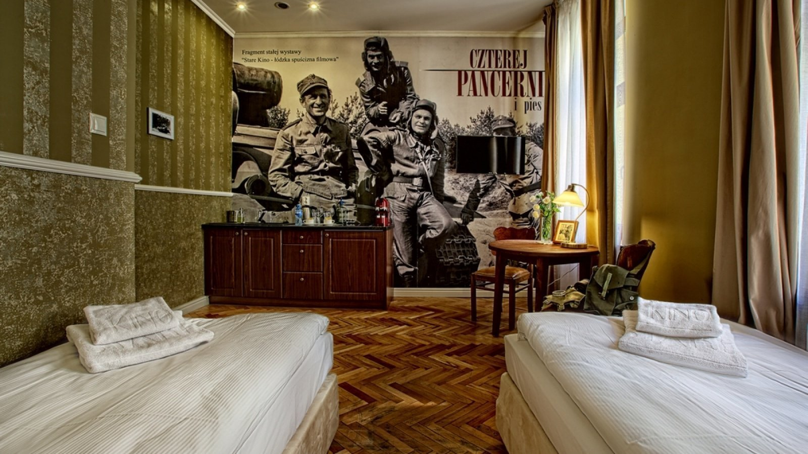 Hotel Łódź Stare Kino