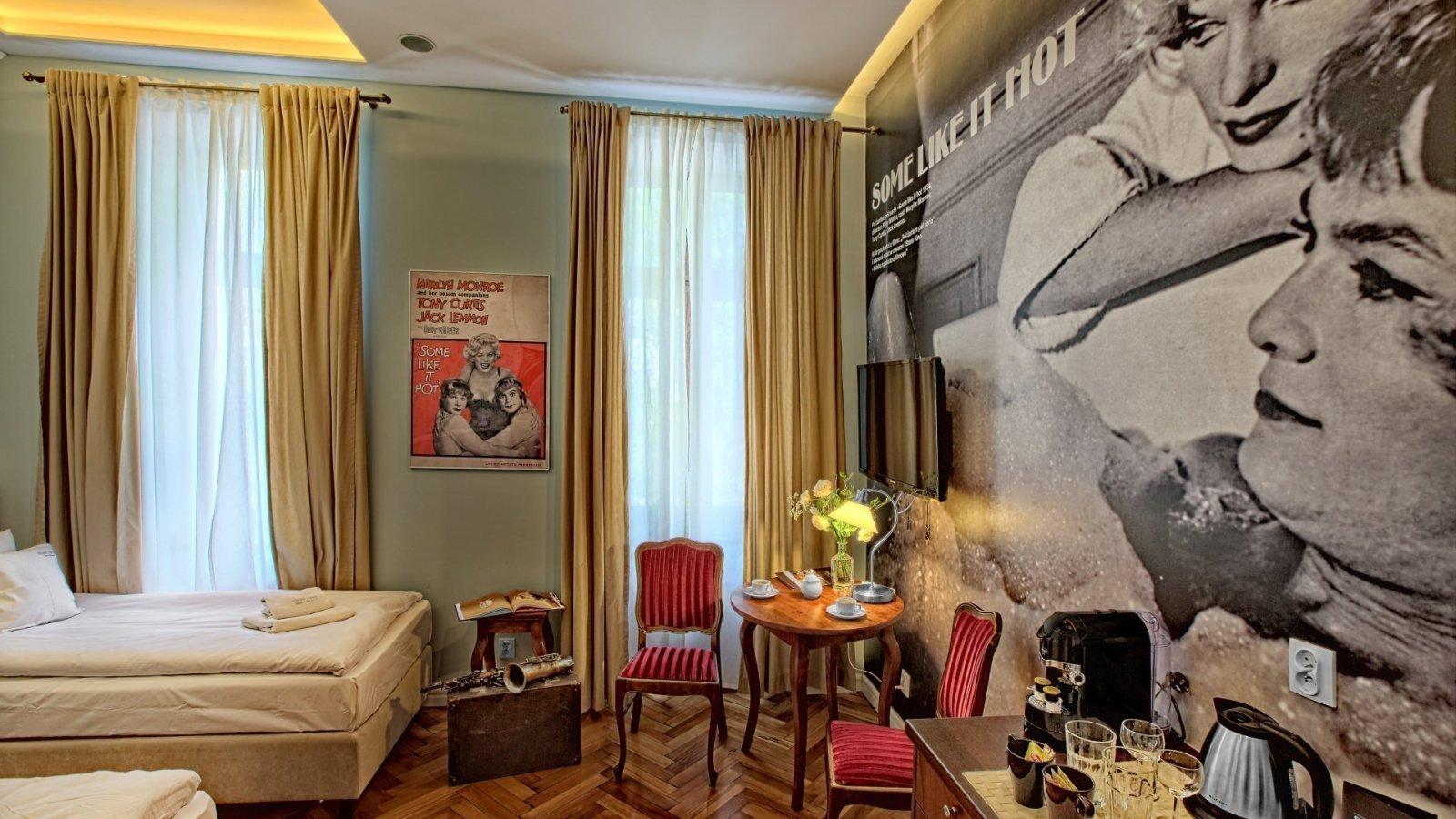 Hotel Łódź ulica Piotrkowska
