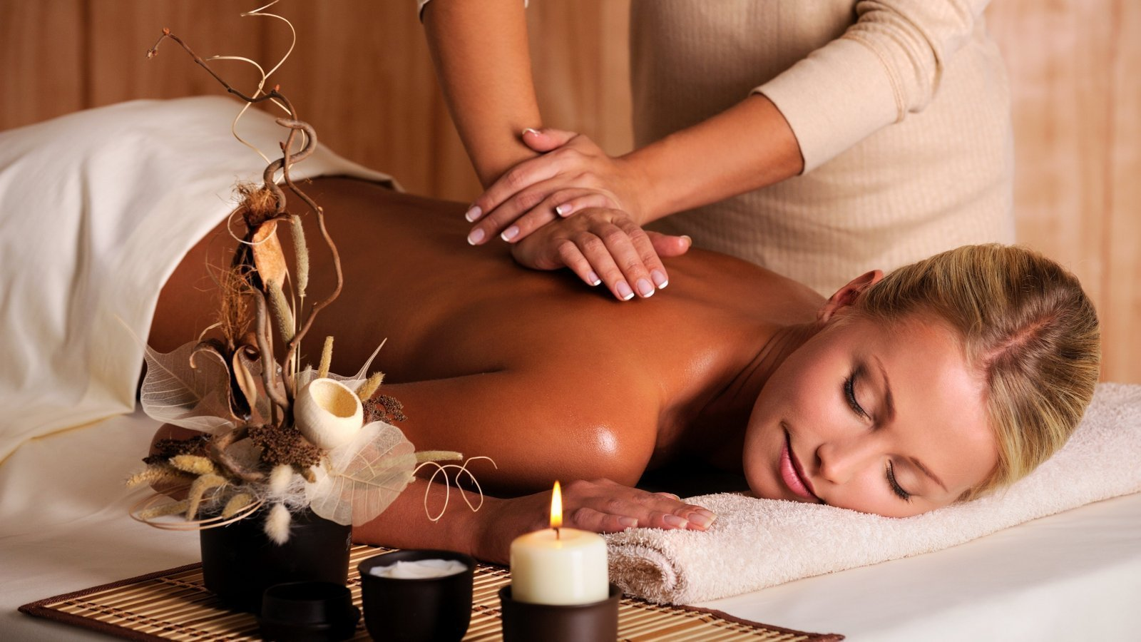 Exclusive SPA - a moment of forgetfulness