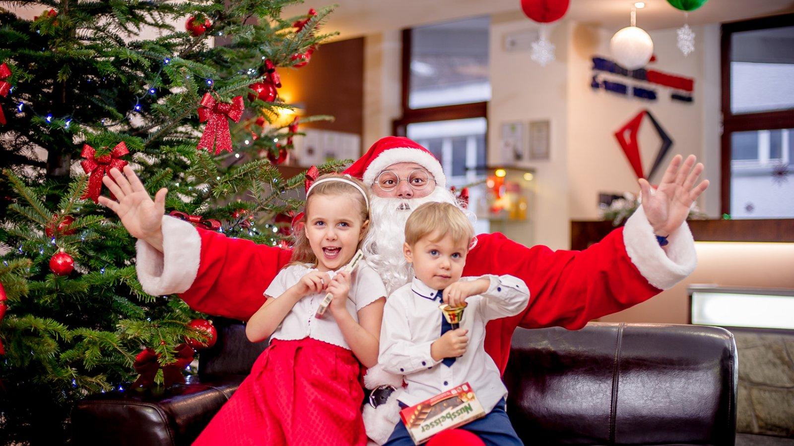 Weekend Świętego Mikołaja
