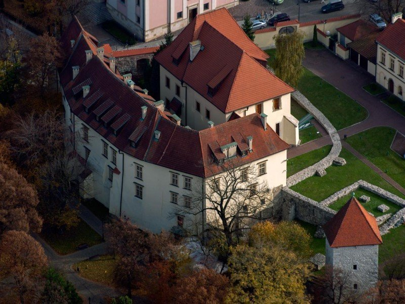 The Museum and Żupny Castle