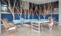 Niezwykły projekt lobby Hotelu Molo
