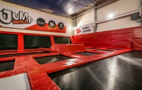 Jump World - Park Trampolin