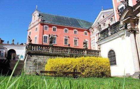 Klasztor Broumov (CZ)