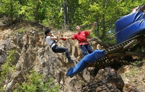 Leśny Park Przygody Skalisko