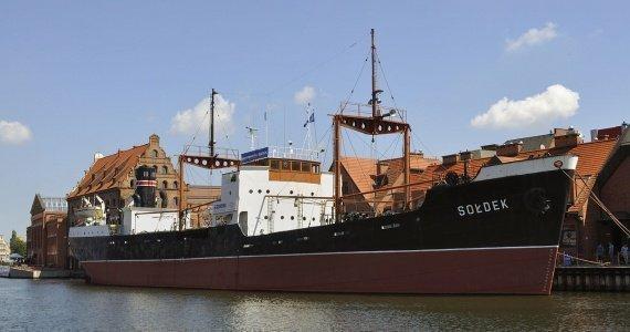 Statek Sołdek