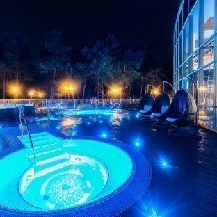 Nowe godziny otwarcia tarasu zewnętrznego, sauny oraz basenu!