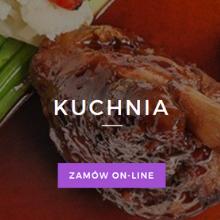 Zamów jedzenie na wynos na naszej stronie www!