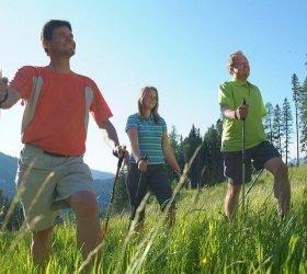 Nordic walking czyli spacer do zdrowia