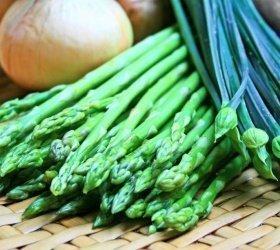 Szparagi - skarbiec witamin