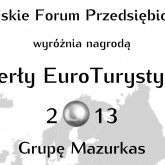 MCC Mazurkas Conference Centre & Hotel awarded the Pearls of European Tourism 2013!