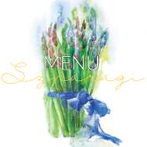 Szparagi królują w sezonowej karcie Restauracji George Sand