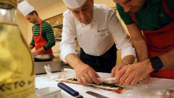 Akademia Kulinarna w MCC Mazurkas Conference Centre & Hotel