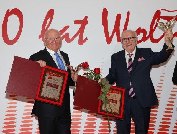 """Grupa Mazurkas laureatem plebiscytu """"Orły Polskiej Przedsiębiorczości 30-lecia Wolności RP"""" 2019"""