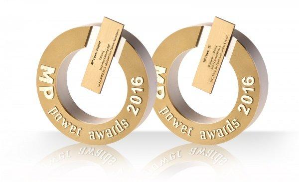 Nagrody MP Power dla Kamila Kaźmierkiewicza iMazurkas Catering 360<sup>o</sup>