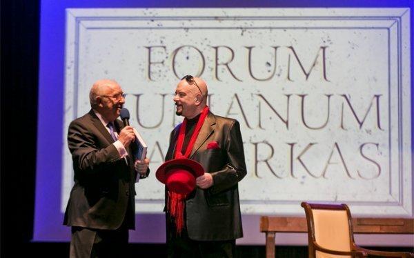 Witold Mysyrowicz dla Forum Humanum Mazurkas