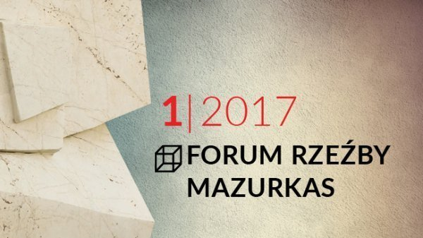 Inauguracja wystawy I Forum Rzeźby Mazurkas