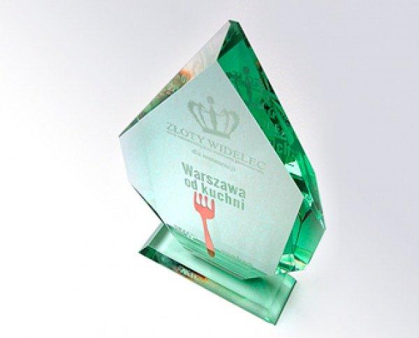 Złoty Widelec 2015 dla Restauracji George Sand