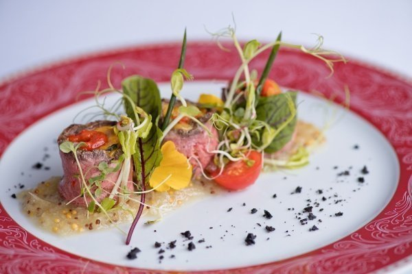 Nowe połączenia smakowe w Restauracji George Sand