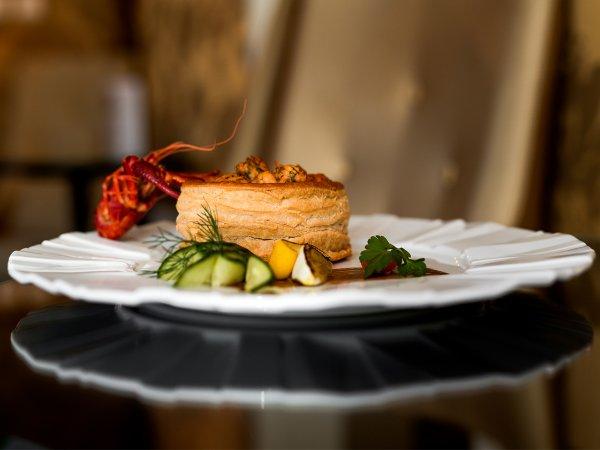 Nowe połączenia smakowe w Restauracji George Sand w Hotelu Mazurkas