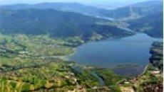 The Żywieckie Lake