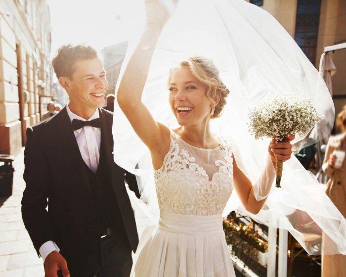 Bryllup i Krakow sentrum