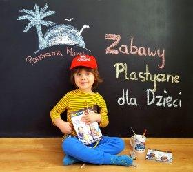 Ciekawe pomysły na prace plastyczne dla dzieci na 7 dni tygodnia
