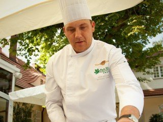 Park Hotel Head Chef, Mariusz Siwak on TOP CHEF Poland