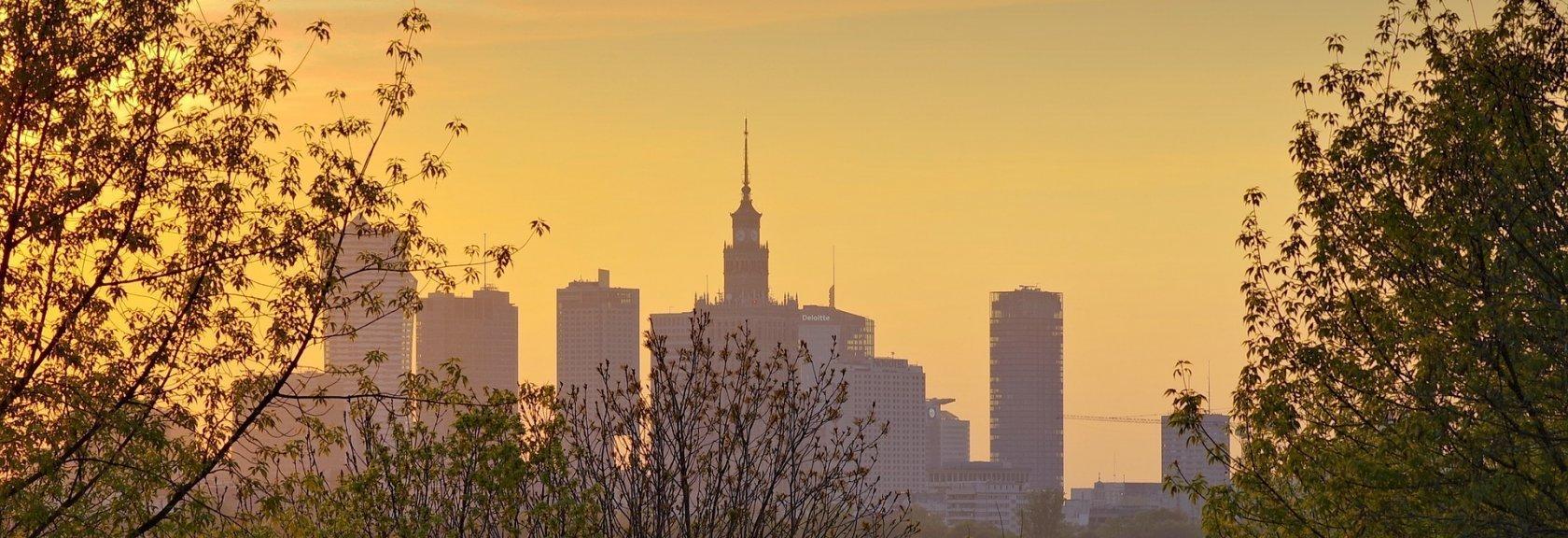 Warszawa śladami lokalsa