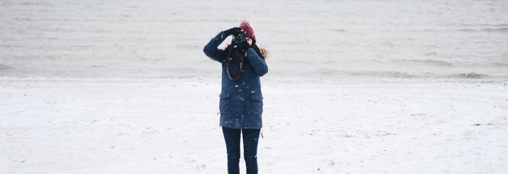 Nad morze zimą? No pewnie!