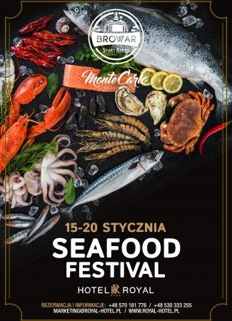 Seafood Festival 15-20 stycznia 2019
