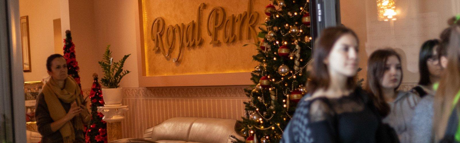 Ekonom Koszalin w Royal Park Hotel & SPA Mielno