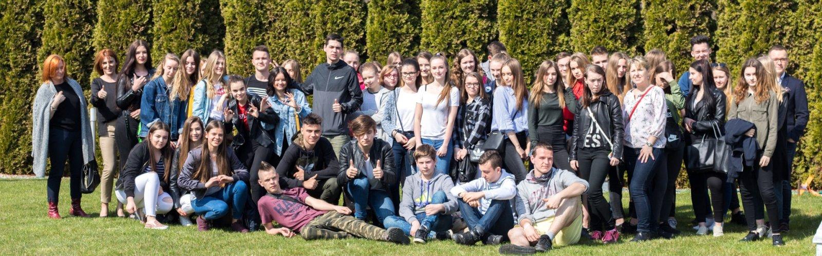 Warsztaty dla uczniów Zespołu Szkół numer 1 w Koszalinie