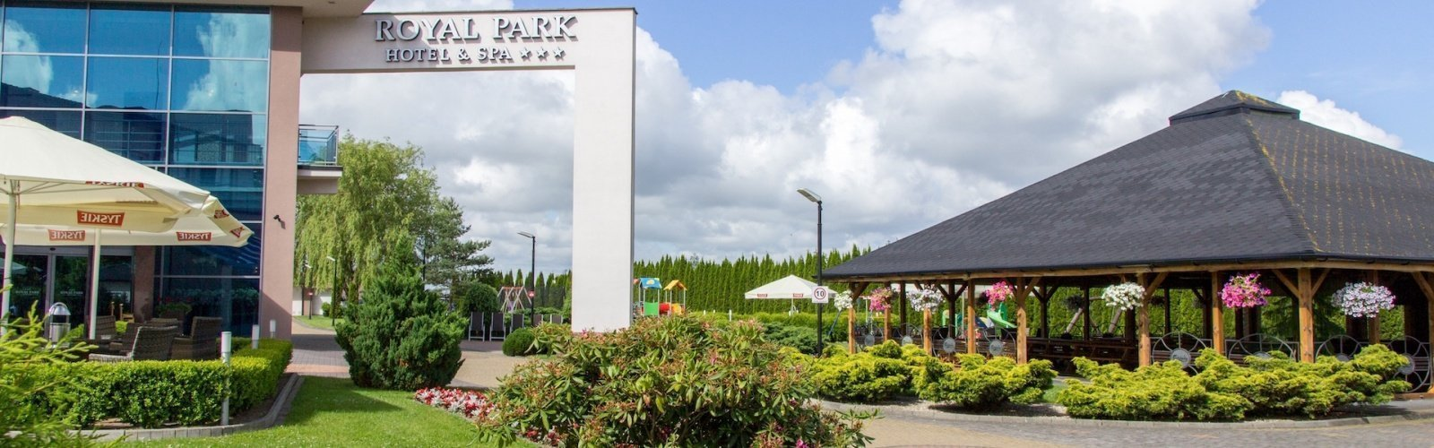 Royal Park Hotel & SPA zdobywa certyfikat jakości 2017 od TripAdvisor