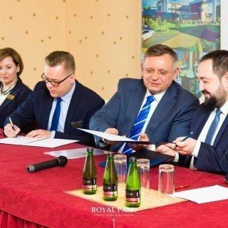 Umowa z Zespołem Szkół nr 1 w Koszalinie