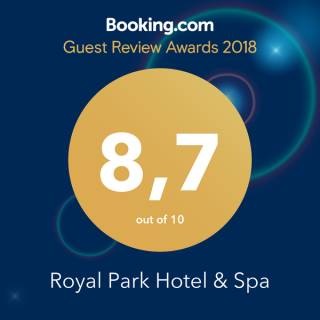 Nagroda Guest Review Awards 2018 od Booking.com