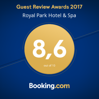Nagroda Guest Review Award 2017 od Booking.com