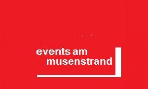 """Feiern im Biergarten """"Musenstrand"""""""