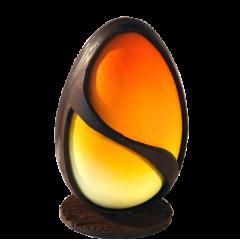 Jajko ze złotym sercem