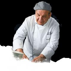 Кухня мастеров