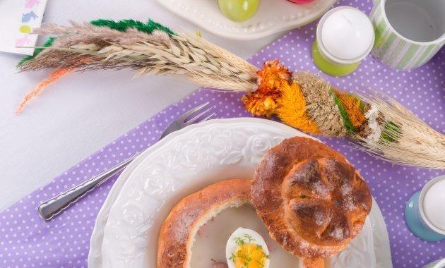 Wielkanocne dania na wynos