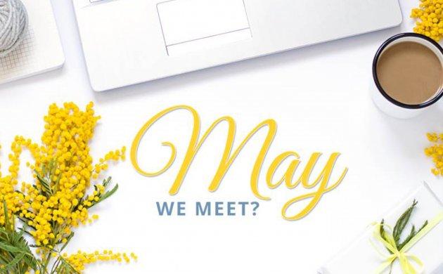 May we meet? CZAS NA WIOSENNĄ INTEGRACJĘ!
